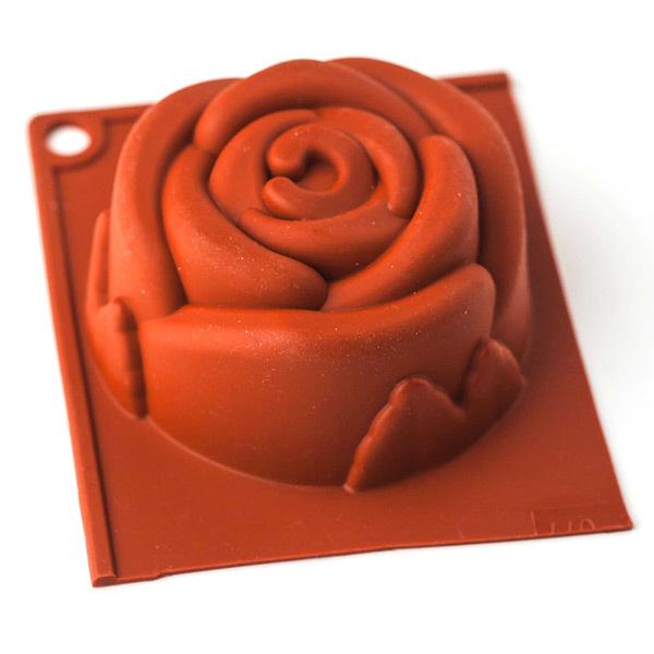 Форма для мыла Роза
