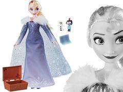 Эльза Холодное сердце магия кукол