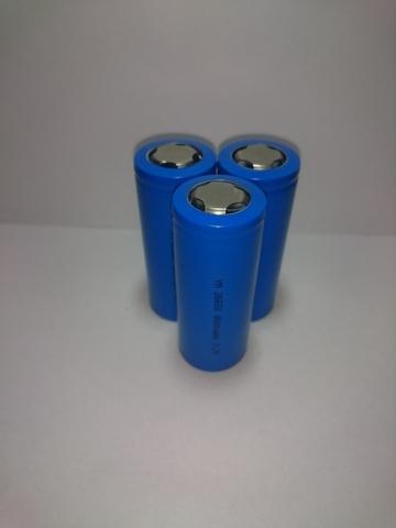 Аккумулятор 26650 Li-Ion 8000mAh 3.7V 29,6Wh