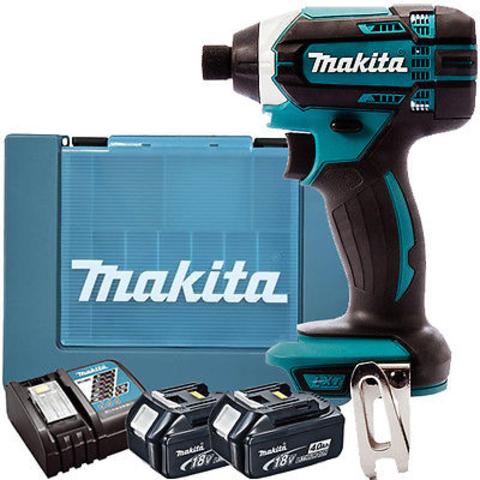Шуруповерт ударный аккумуляторный Makita DTD152RME