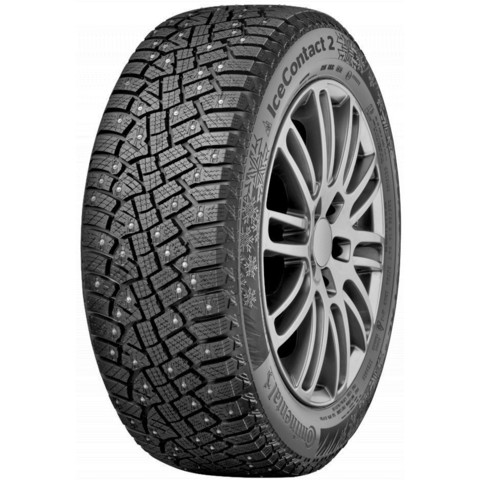 Continental IceContact 2 SUV KD R21 295/40 111T шип
