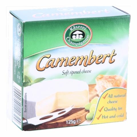 Сыр CAMEMBERT 125 гр ГЕРМАНИЯ