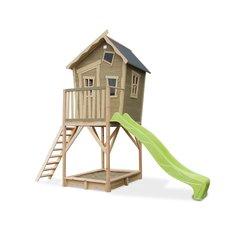 Игровой дом Exit Toys Crooky 700 Wooden