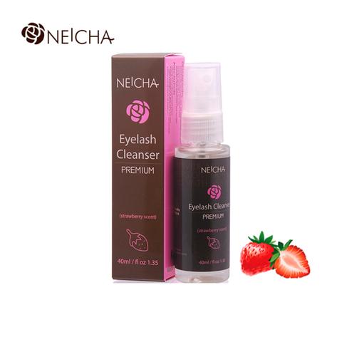 Обезжириватель-спрей NEICHA Premium, клубника 40мл