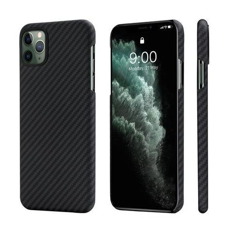 Чехол Pitaka MagEZ Case для Apple iPhone 11 Pro Max (Black/Gray Twill)