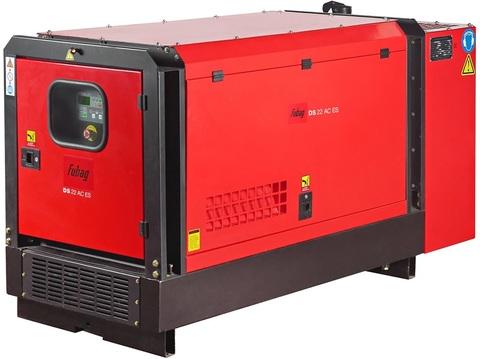 Дизельный генератор Fubag DS 22 AC ES
