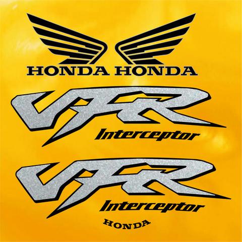 Набор наклеек на мотоцикл HONDA VFR 800I 1999,Interceptor