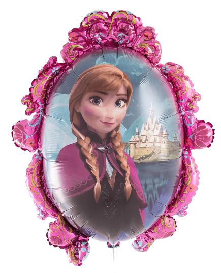 Фигура зеркала с Эльзой и Анной из Холодного Сердца 63 см
