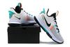 Nike LeBron Witness 5 'White/Blue/Orange'