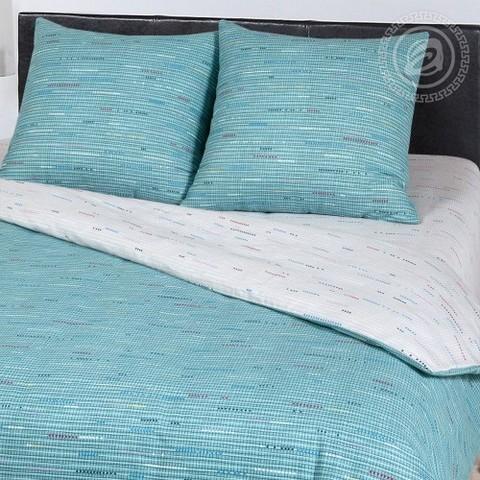 Комплект постельного белья Колорит (бирюза) Премиум (NEW)