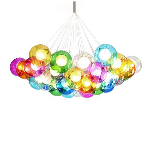 Подвесной светильник копия 28.37 by Bocci (разноцветный)