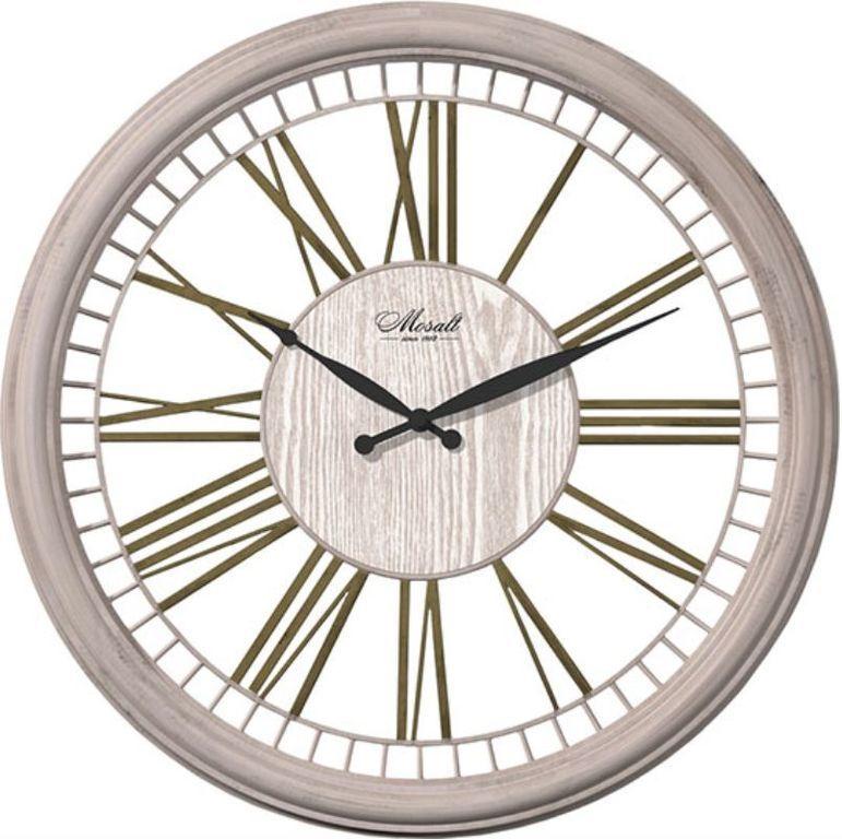 Настенные часы Mosalt MS-3407-C