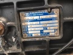 Коробка передач на MAN TGL 6s 800 TO  Контрактный КПП на грузовой MAN   Оригинальные номера:   ZF - 1346001011   MAN - 8132004181