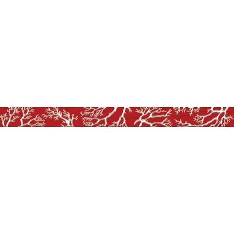 Бордюр Коралл красный 05-01-1-57-03-45-902-0 600х50х9