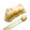 Фотополимер HARZ Labs Dental Sand (A1-A2), бежевый (500 гр)