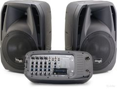 Звукоусилительные комплекты Stagg Spa-Viaggio E+U