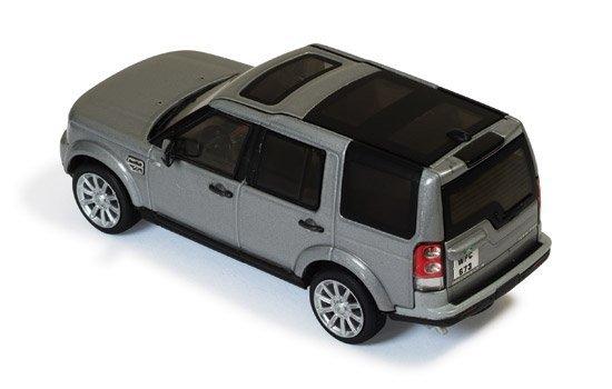 Коллекционная модель Land Rover Discovery