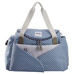 Сумка для мамы Beaba - Changing Bag Sydney 2 Blue