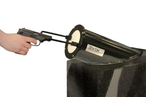 Пулеулавливатель Притон-У, Бр5 класс (настольный вариант)