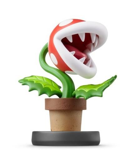 Фигурка Amiibo: Super Smash Bros. Piranha Plant || Цветок-Пиранья