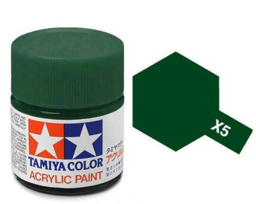 Tamiya Акрил X-5 Краска Tamiya, Зеленый Глянцевый (Green), акрил 10мл import_files_b9_b9307ed95a8411e4bc9550465d8a474f_e3fbec325b5511e4b26b002643f9dbb0.jpg