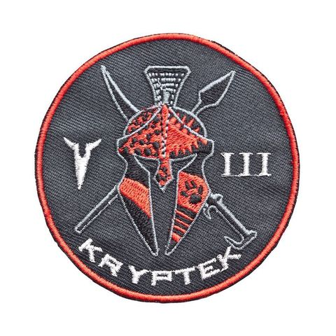 Набор патчей KRYPTEK  ( 4 шт. )