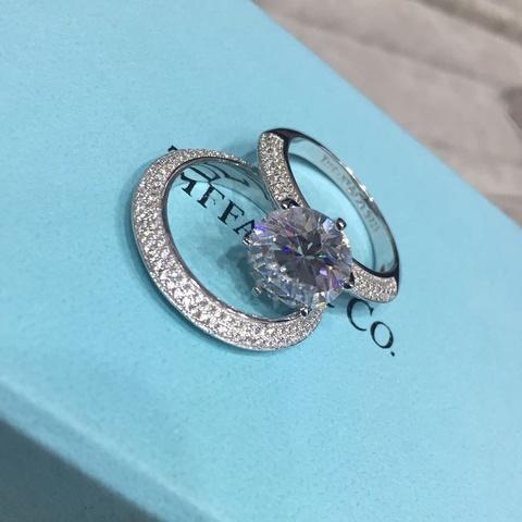 Кольцо Tiffany  2 в 1