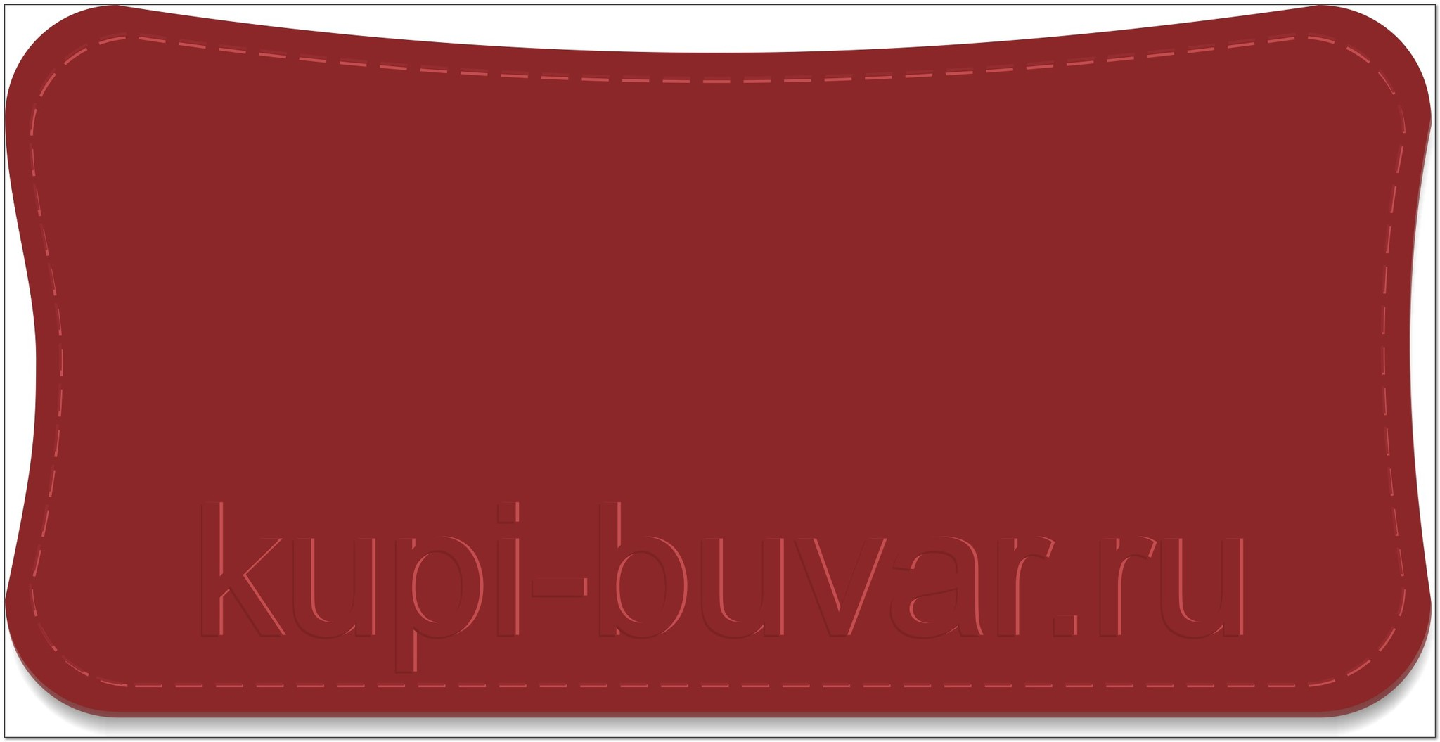 кожаный бювар - подложка на стол Турин-18