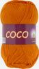 Пряжа Vita Coco 4329 (Тыква)