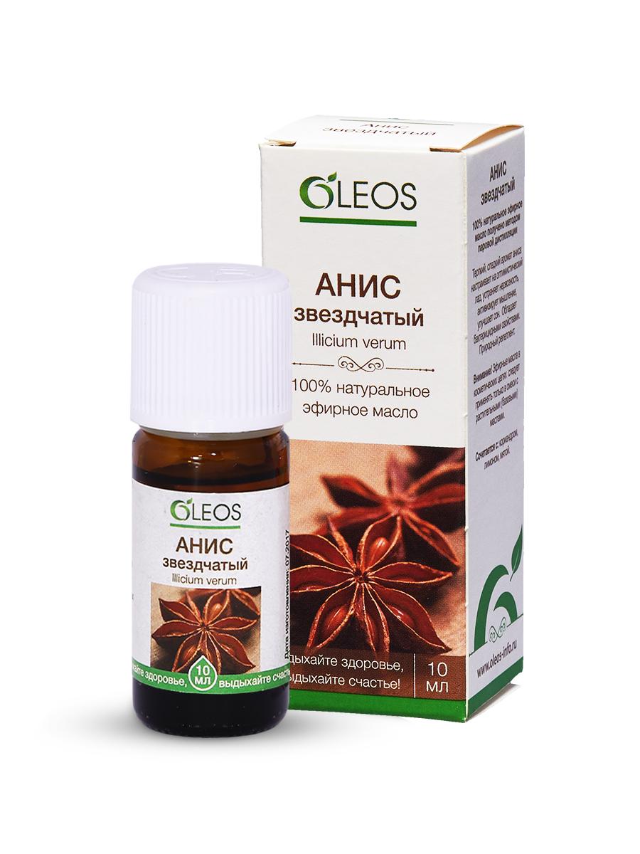 Эфирное масло Анис Oleos