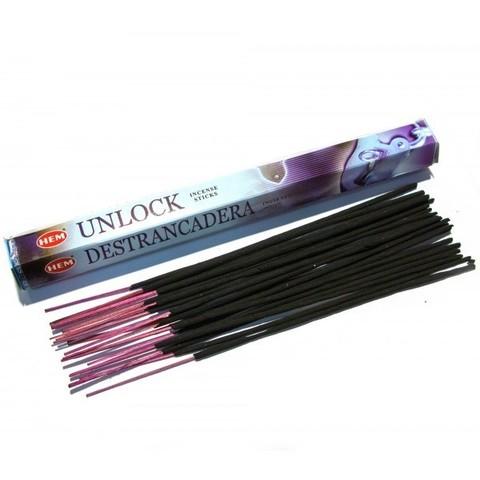 Индийские палочки HEM Unlock