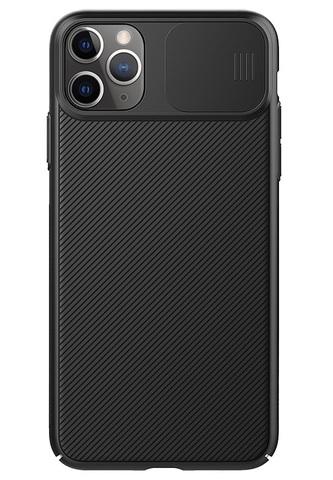 Чехол с защитной шторкой для камеры на iPhone 11 Pro Max от Nillkin серии CamShield Case