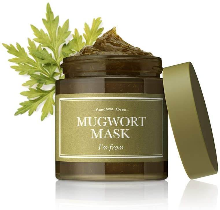 Маска I'm from Mugwort Mask 110 гр