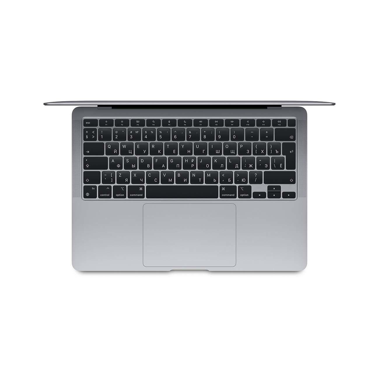 Ноутбук Apple MacBook Air 13 M1/8/512 Space Gray (MGN73RU/A)