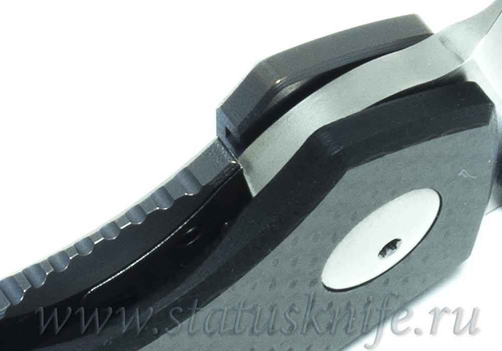 Нож CKF FARKO MKAD Black (M390, G10) - фотография