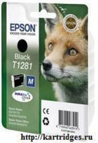 Картридж Epson T12814010