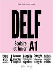 DELF Scolaire et Junior A1 NEd + DVD-ROM