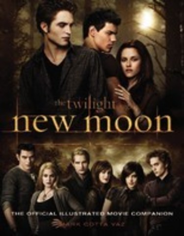 HACHETTE BOOK GROUP: New Moon: The Official Illustrated Movie Companion