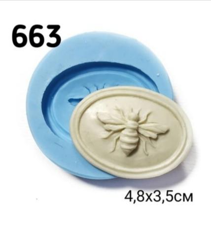 Молд , Арт.PO-0663, силикон