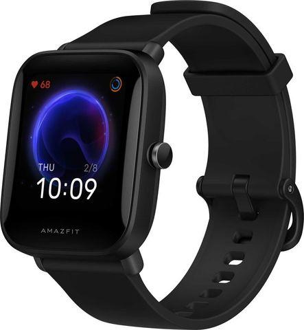 Умные часы Amazfit Bip U, черный