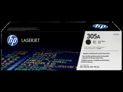 Картридж лазерный цветной original 305A CE410A черный (black), до 2200 стр. - купить в компании MAKtorg