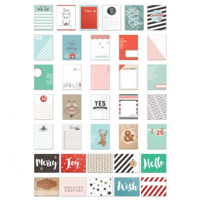 Набор карточек  Wish Season от Fancy Pants