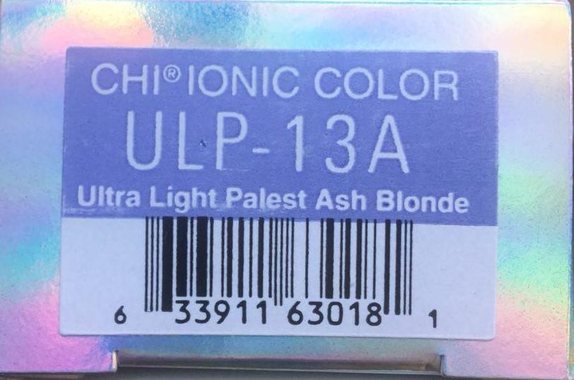 Крем-краска CHI Ионик ULP-13 А 85 гр