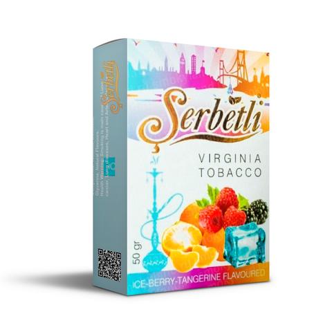 Табак Serbetli Ice Berry-Tangerine (Ягоды Мандарин Лед) 50 г