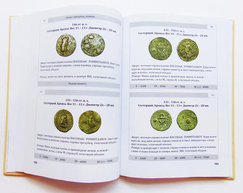 Боспорские монеты от Котиса II до Евпатора