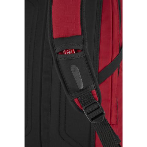 Рюкзак Victorinox Altmont Original Slimline 15,6'', красный, 30x22x47 см, 24 л