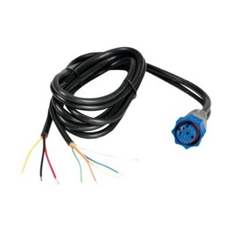 Кабель питания и передачи данных NMEA-0183 для Lowrance Hook, Elite Ti, HDS 000-0127-49