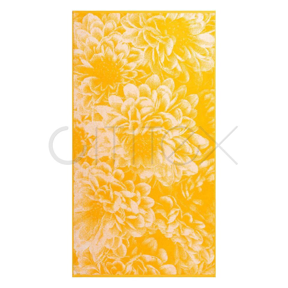 Полотенце махровое 70*130 ПЦ 3502-4432 цв.10000