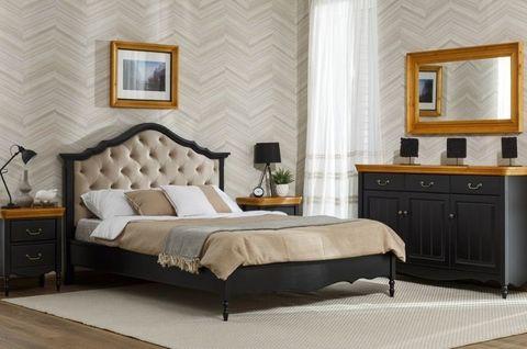 Спальня Айно 18 (черный шер)