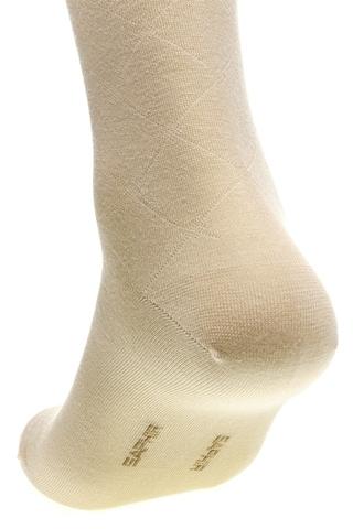 Носки мужские  хлопок+микромодал+лайкра,sphr61504 Saphir (Бежевые), (3 размера)